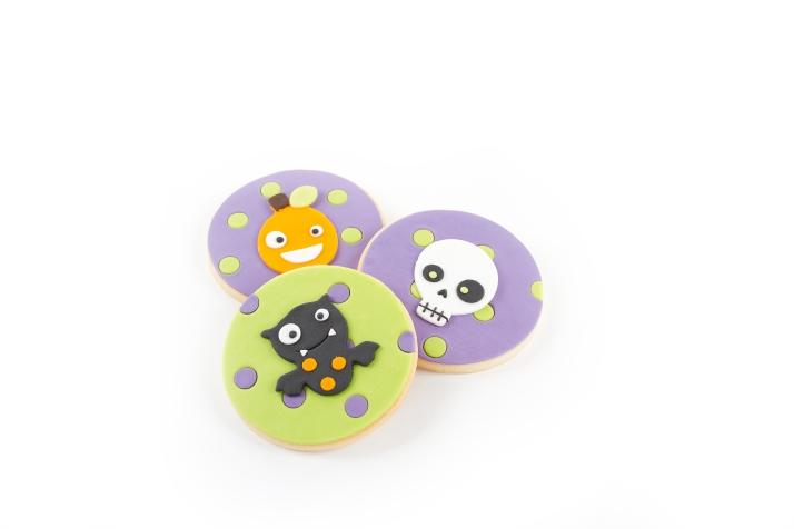 Cutie Halloween Cookies